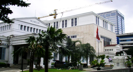 Ayo Jakarta Museum Gajah Nasional Indonesia Kota Administrasi Barat