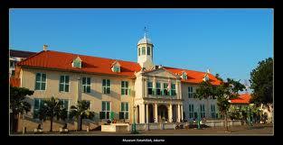 Ayo Jakarta Museum Sejarah Gajah Nasional Indonesia Kota Administrasi Barat