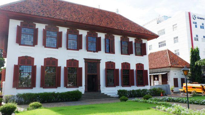 Bernostalgia Museum Arsip Nasional Jokka2traveller Gajah Indonesia Kota Administrasi Jakarta