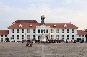 Daerah Khusus Ibukota Jakarta Wikipedia Bahasa Indonesia Kawasan Kota Tua