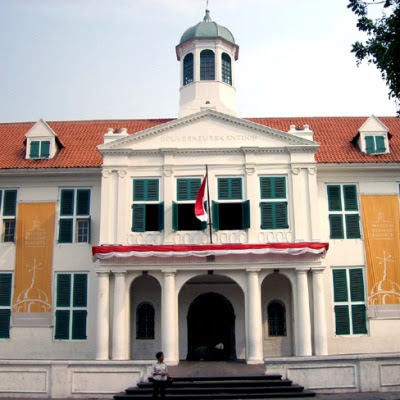 Dimas Raditia Putra Daftar Tempat Pariwisata Jakarta Kawasa Kota Tua