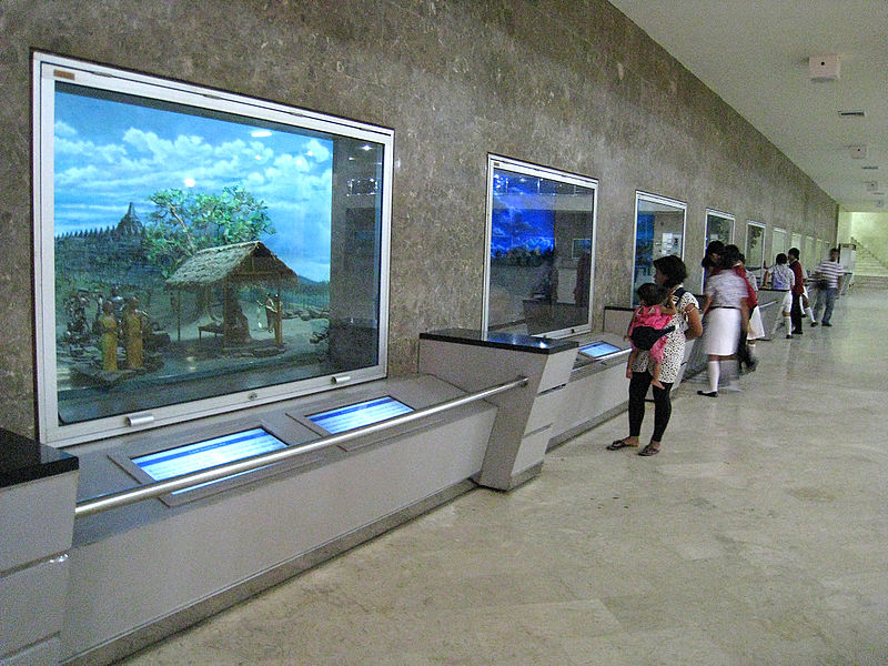 Interpreter System 2013 Megahnya Museum Sejarah Nasional Indonesia Dibawah Monumen