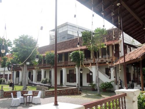 Mengulik Sejarah Gedung Museum Arsip Nasional Jakartakita Foto Daniel Weldy