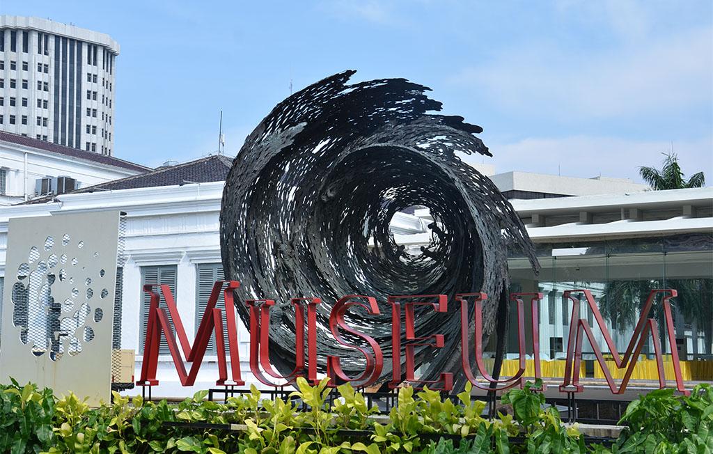 Museum Nasional Jelajah Gajah Indonesia Kota Administrasi Jakarta Barat