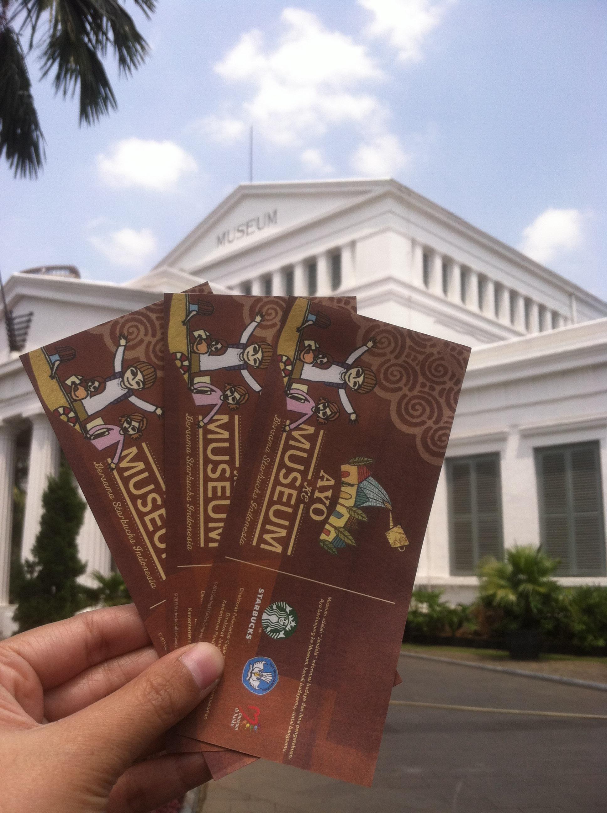 Museum Nasional Ocehan Yulia Gajah Indonesia Kota Administrasi Jakarta Barat