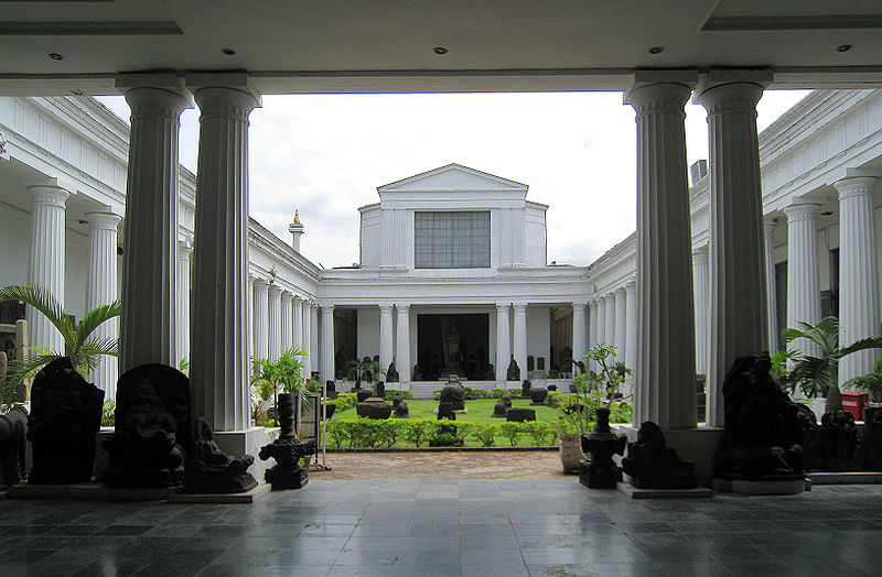 Museum Nasional Republik Indonesia Gedung Gajah Kota Administrasi Jakarta Barat
