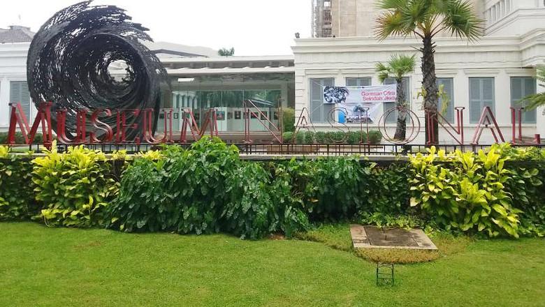Revitalisasi Museum Sejarah Nasional Kemendikbud Gajah Indonesia Kota Administrasi Jakarta