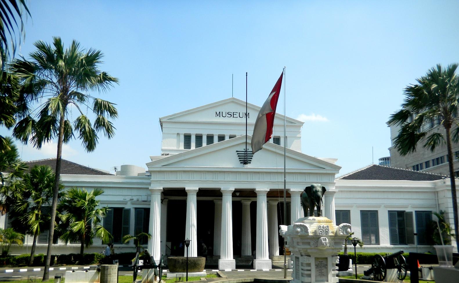 Tempat Wisata Edukatif Jakarta Freewaremini Museum Gajah Nasional Indonesia Kota