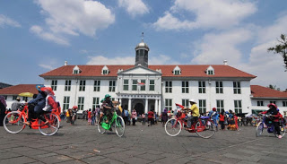 Alamat Kota Tua Jakarta Tempat Musium Fatahillah Administrasi Barat