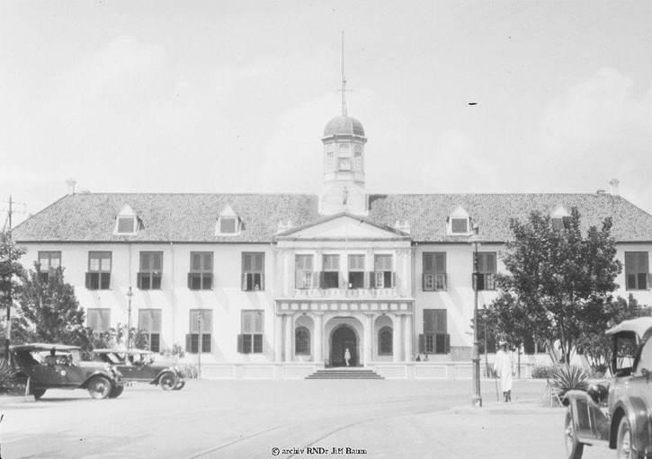 Annisasf Peninjauan Koservasi Museum Fatahillah Picture1 Jpg Musium Kota Administrasi