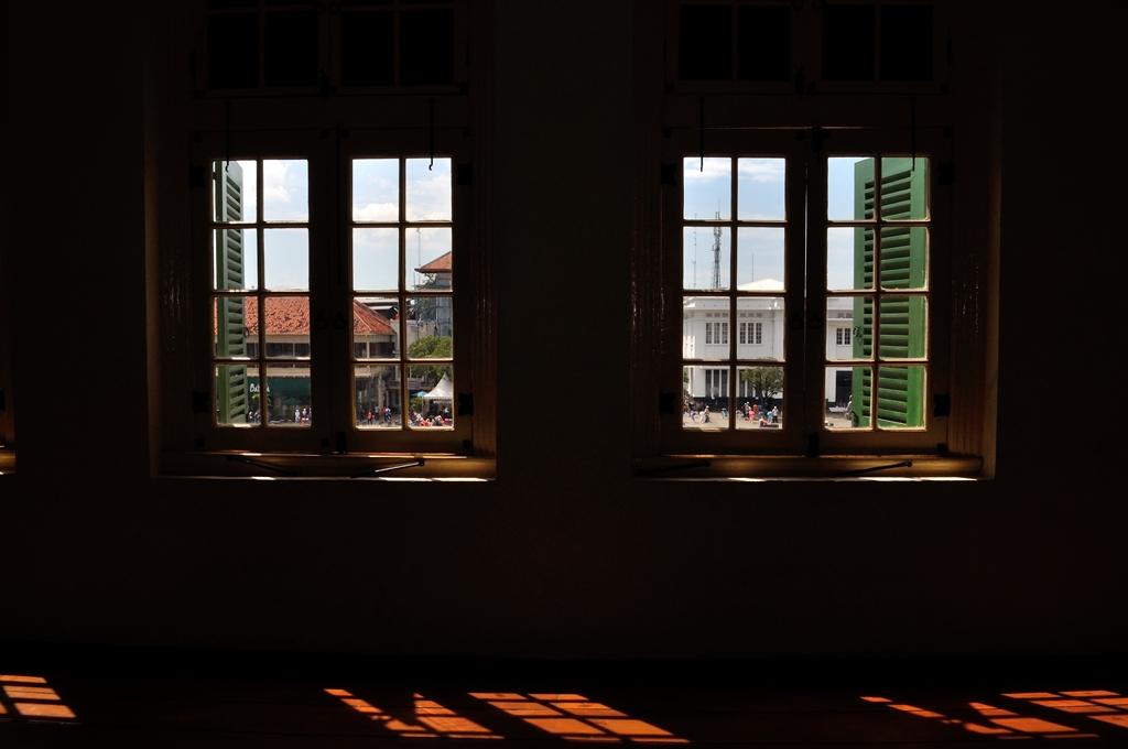 Cerita Museum Fatahilah Kedai Kopi Image Musium Fatahillah Kota Administrasi