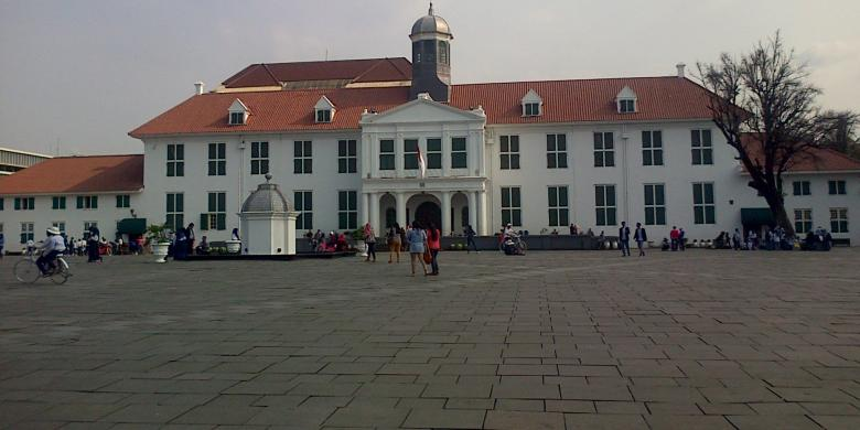 Kota Tua Jadi Tuan Rumah Pencanangan Hut 488 Dki Jakarta