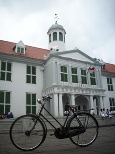 Kota Tua Jakarta Melangkah Menuju Urban Heritage Peringkat Dunia Musium