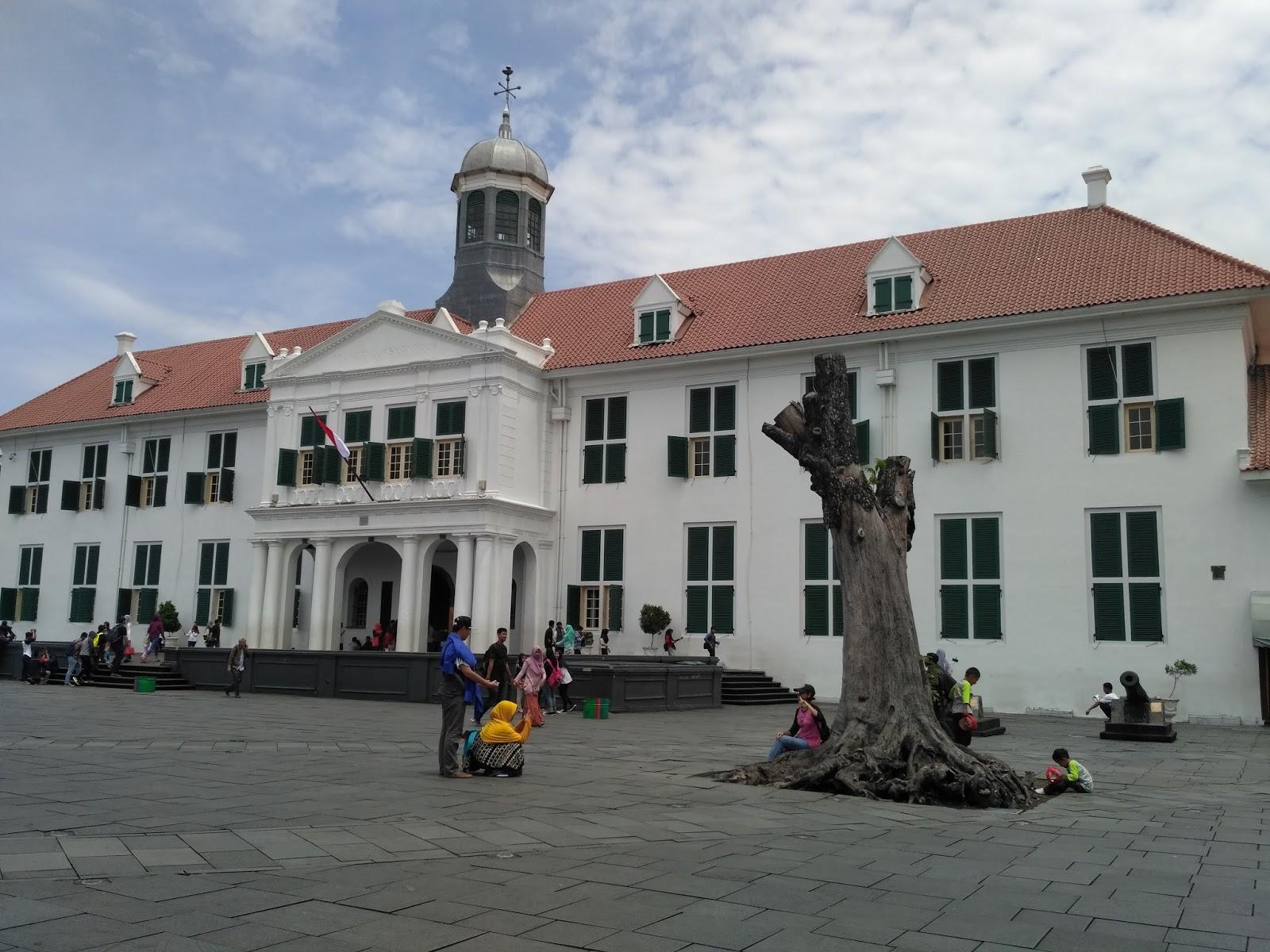 Kota Tua Pilihan Wisata Singkat Jakarta Museum Fatahillah Musium Administrasi