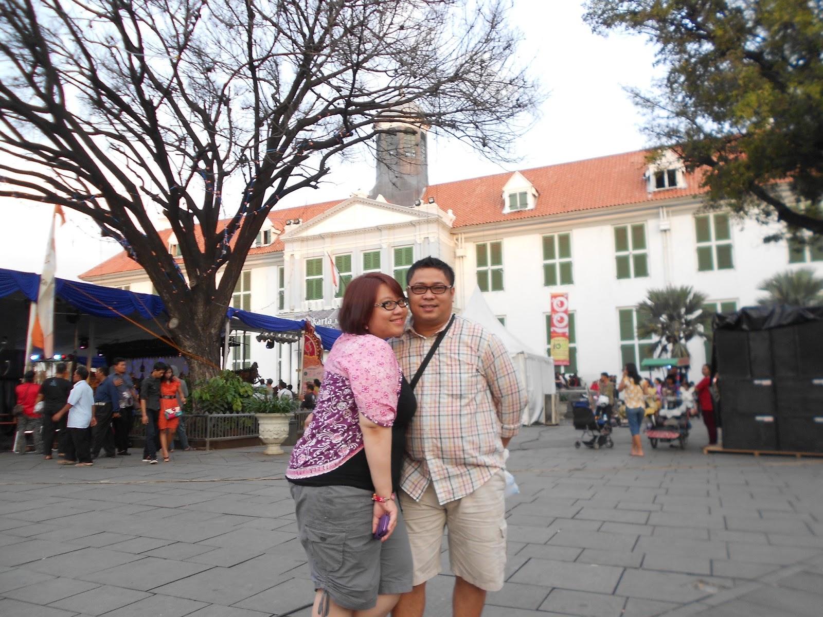 Menelusuri Jejak Batavia Diary Salunas Travelers Museum Terletak Kawasan Kota
