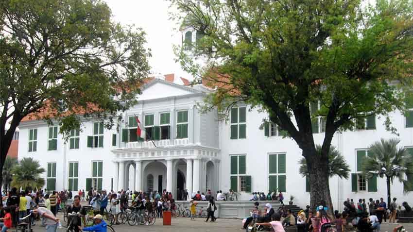 Mengenal Museum Fatahilah Penuh Sejarah Membuat Merinding Musium Fatahillah Kota