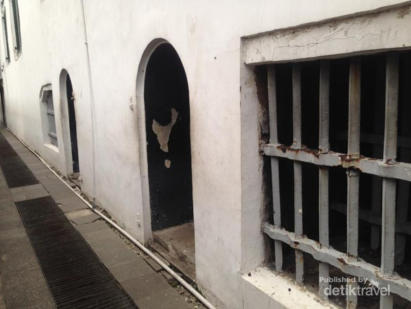 Mengintip Penjara Bawah Tanah Museum Fatahillah Laki Jakarta Musium Kota