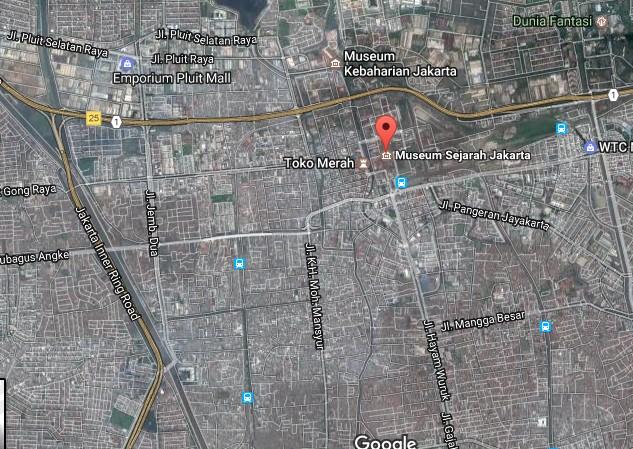 Pesona Keindahan Wisata Museum Fatahillah Tamansari Dki Jakarta Demikianlah Sedikit