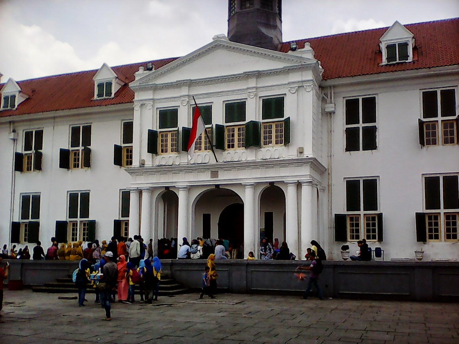 Tentang Jakarta Musium Fatahillah Kota Administrasi Barat