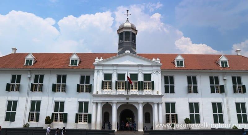 Tiga Ikon Jakarta Memiliki Ruang Rahasia Kumparan Museum Fatahillah Musium