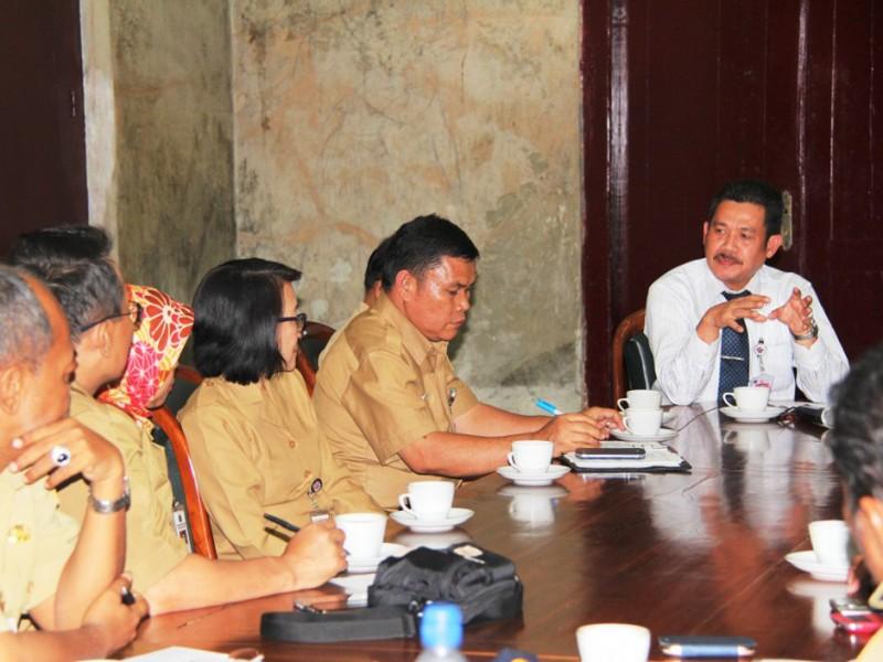 Wakil Wali Kota Jakbar Pimpin Rapat Terbatas Museum Fatahillah Musium