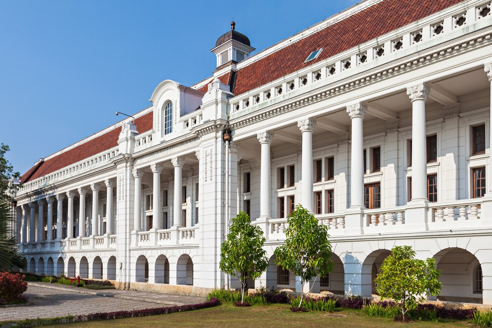 30 Tempat Wisata Jakarta Barat Wajib Dikunjungi Waktu Museum Bank