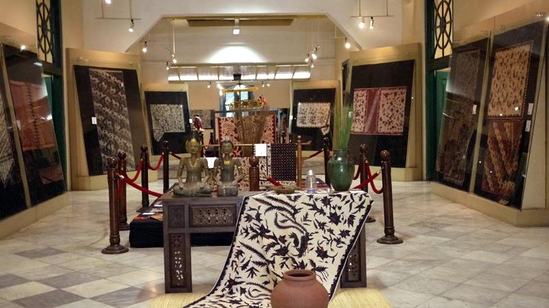 Museum Jakarta Perlu Kunjungi Portal Berita Indonesia Tekstil Musium Kota