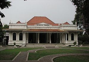 Muzej Tekstilya Dzhakarta Vikipediya Textile Museum Musium Tekstil Kota Administrasi