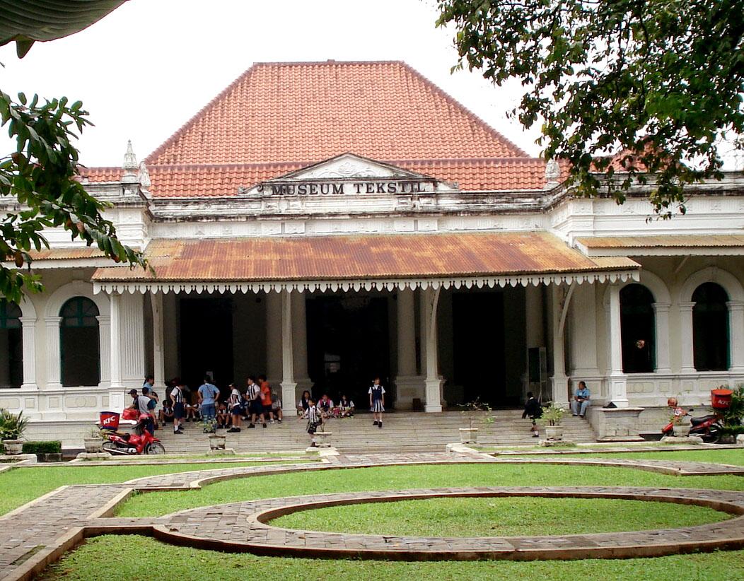 Paskibra Sma Negeri 48 Jakarta Timur Museum Provinsi Dki Tekstil