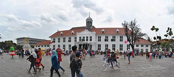 West Jakarta Wikivisually History Museum Musium Tekstil Kota Administrasi Barat
