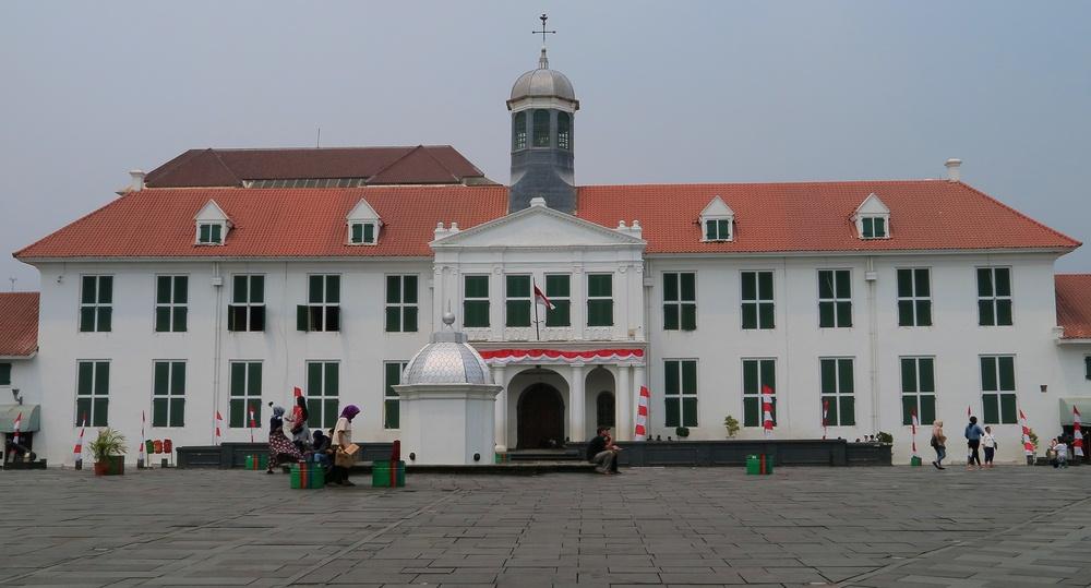 30 Tempat Wisata Jakarta Barat Wajib Dikunjungi Waktu Museum Fatahillah