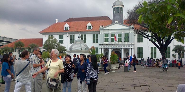 Aplikasi Program Audio Museum Fatahillah Kompas Musium Wayang Kota Administrasi