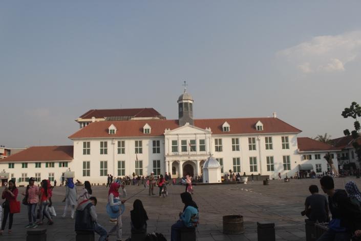 Fadiah Nurannisa Museum Fatahillah Musium Wayang Kota Administrasi Jakarta Barat