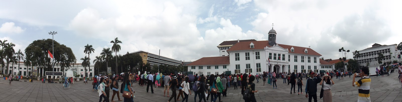 Hanriryn Lihat Uniknya Wayang Sampai Bukti Kekejaman Balai Gue Nge