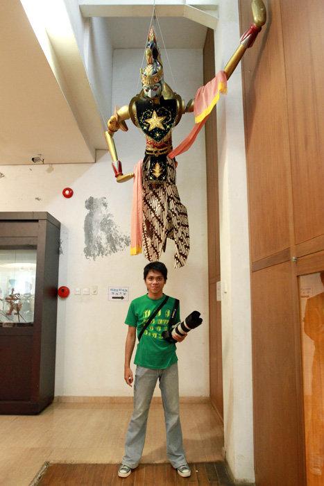 Museum Wayang Kota Tua Jakarta Jalan Yuk Shadow Puppet Umumnya