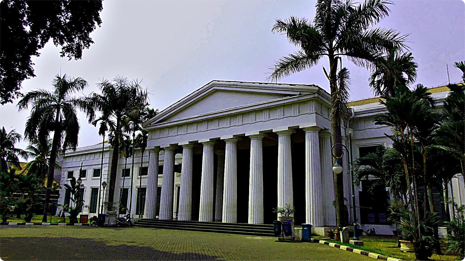 Saka Pariwisata Jakarta Barat Wisata Museum Seni Rupa Keramik Musium