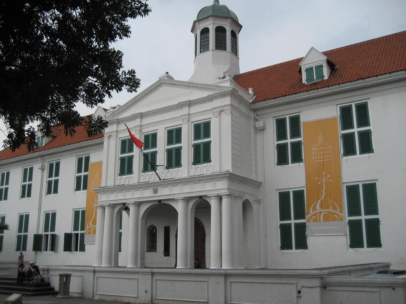 Sedikit Pencerahan Mengenai Wisata Kota Tua Washo Blog Museum Fatahillah