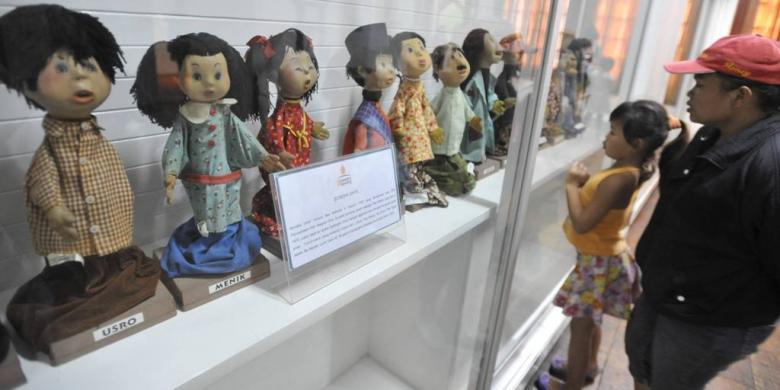 Universitas Siapkan Museum Pendidikan Kompas Musium Wayang Kota Administrasi Jakarta