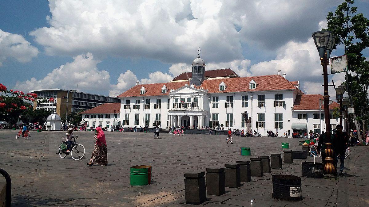 West Jakarta Wikipedia Musium Wayang Kota Administrasi Barat