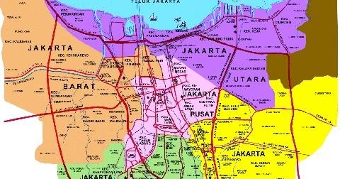 Ayo Jakarta Pembagian Wilayah Pasar Glodok Kota Administrasi Barat
