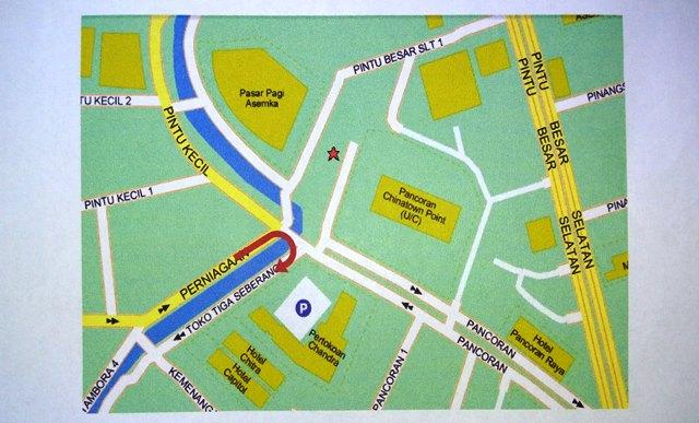 Festival Pecinan Lintas Kawasan Glodok Dialihkan Berita Pasar Kota Administrasi