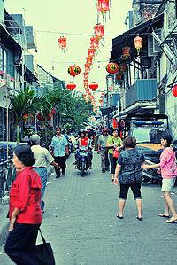 Glodok Wikipedia Pasar Kota Administrasi Jakarta Barat