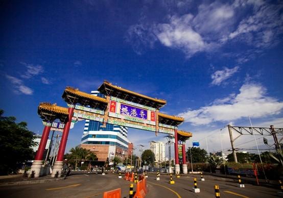 Pesona Keindahan Wisata Chinatown Glodok Tamansari Dki Jakarta Barat Pasar