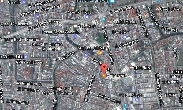 Pesona Keindahan Wisata Chinatown Glodok Tamansari Dki Jakarta Demikianlah Sedikit