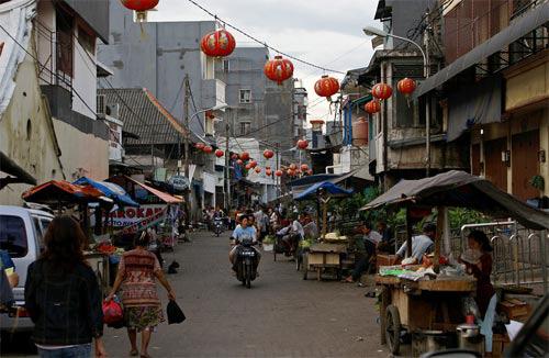 Saka Pariwisata Jakarta Barat Wisata Glodok Chinatown Pasar Kota Administrasi