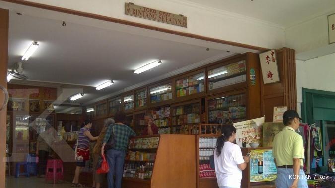 Sentra Obat Glodok Ilegal Pun Beredar 3 Pasar Kota Administrasi