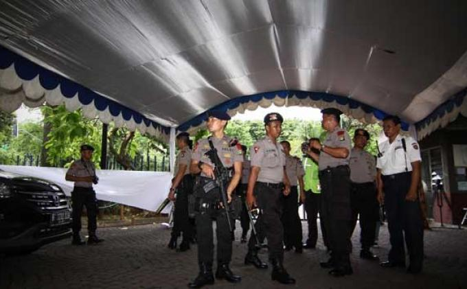 Enam Gereja Jakarta Pusat Dijaga Ketat Wartakota Katedral Kota Administrasi