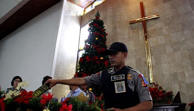 Enam Gereja Sejarah Jakarta Pusat Dijaga Ketat Metro Tempo Pengamanan