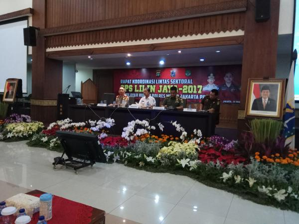 Jakarta Pusat Pemerintah Kota Administrasi Pemkot Jakpus Siap Amankan Natal