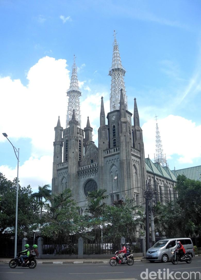 Katedral Ubah Jadwal Misa Minggu Pagi Hari Idul Fitri Gereja